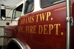 Adams Twp. VFD
