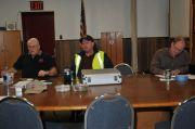 District 17B Meeting Marion Twp. VFD Mitchell