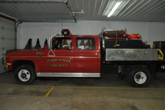 Perrysville VFD Tri-County Fire Association Meeting