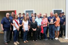 Shawswick Fire Dept New Firehouse Dedication